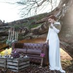 Photobooth tendance mariage d'hiver